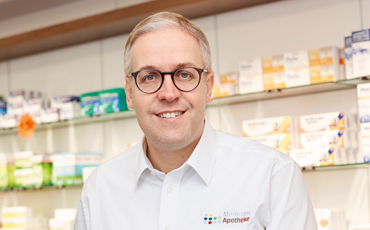 Interview mit Christian Schmidt, Medicum Apotheke in Detmold